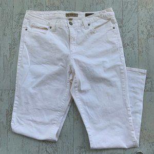 Vintage America Vintage Straight Jeans Ivory 14